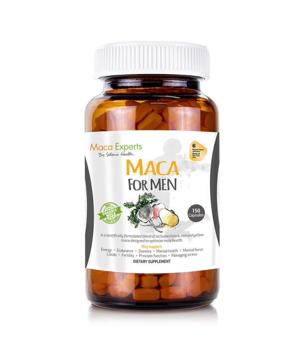 maca for men capsules