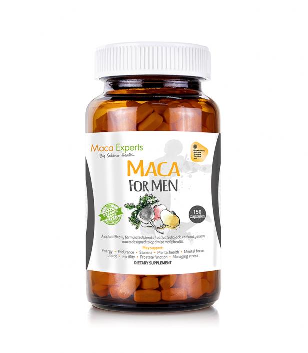 maca for men capsules