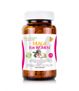 Maca for Women Capsules