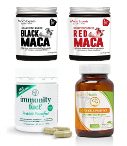 chronic fatigue supplements