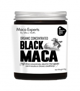 concentrated black maca extract