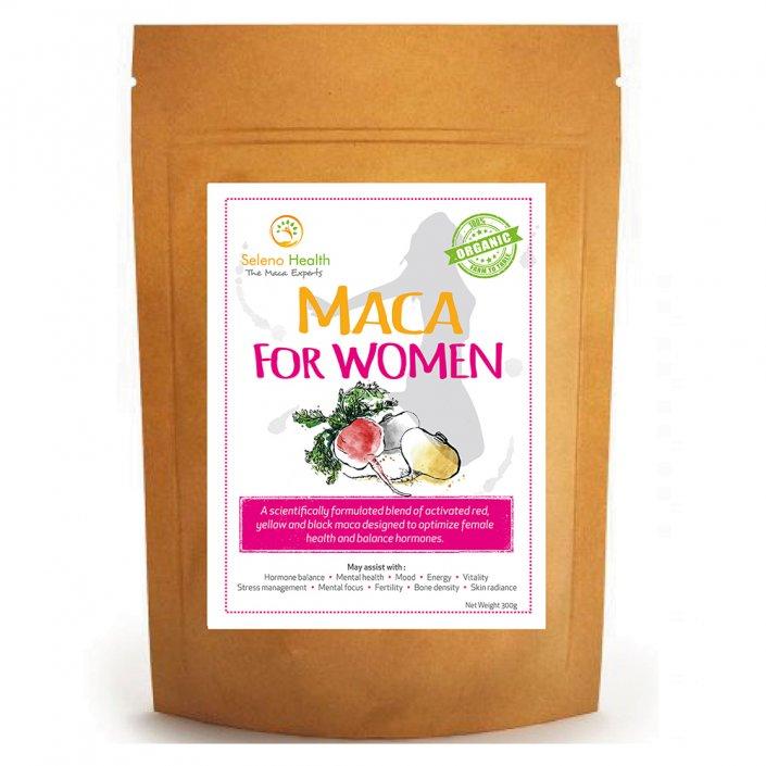 Maca for Women