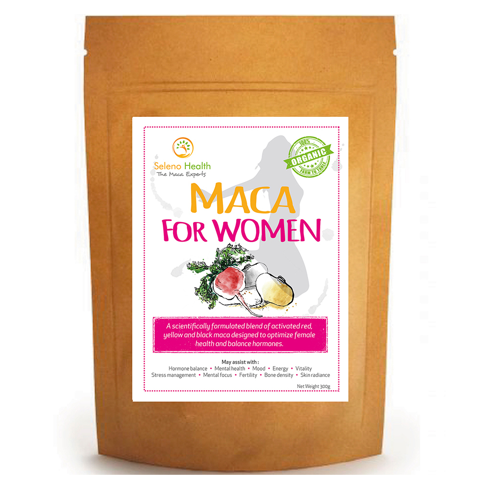 Maca for Women
