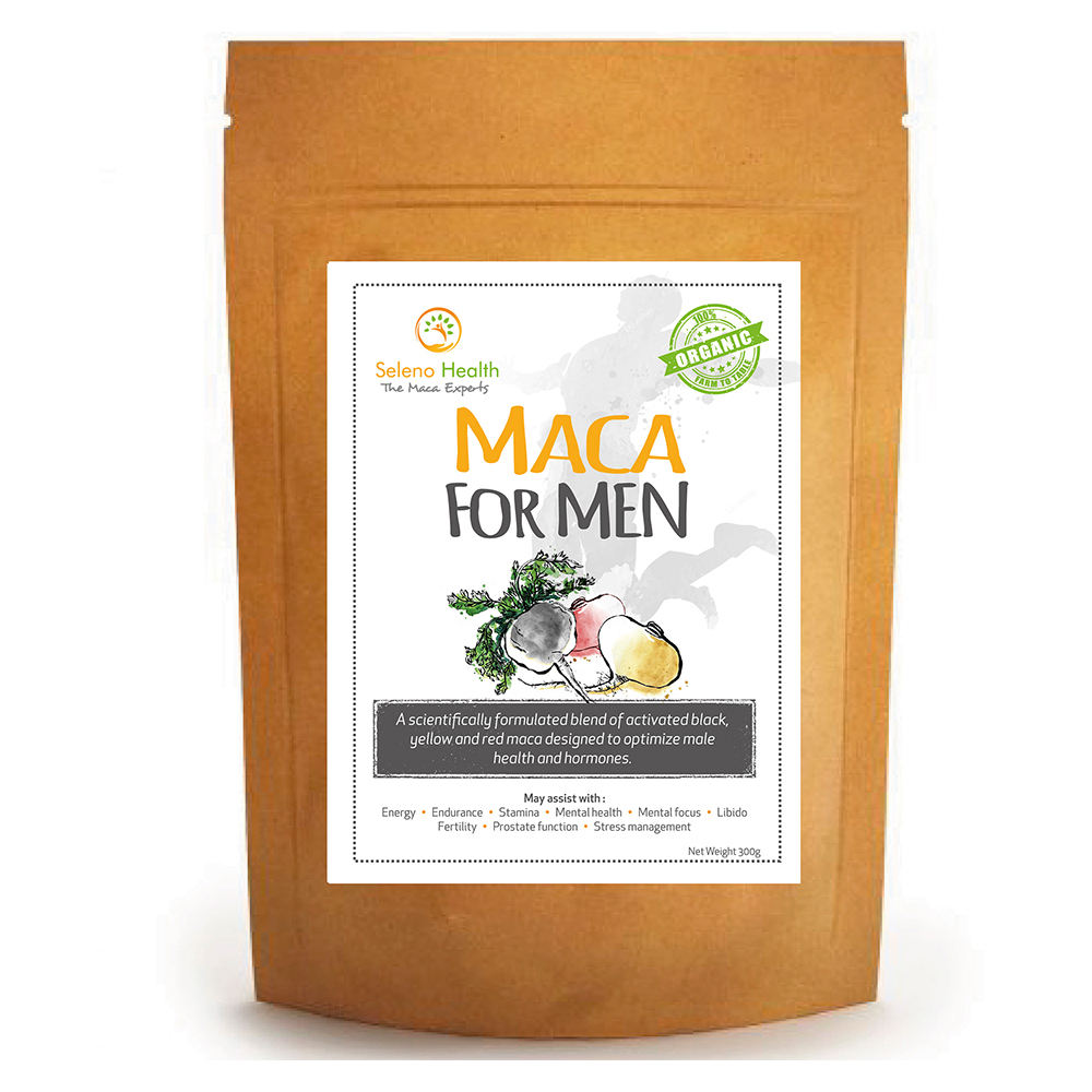 Maca for Men