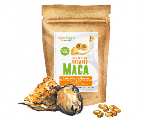 Treating with maca