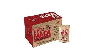 Red maca dose